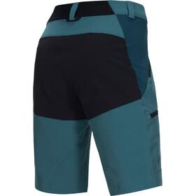Peak Performance W's Light Softshell Carbon Shorts Aquaterm